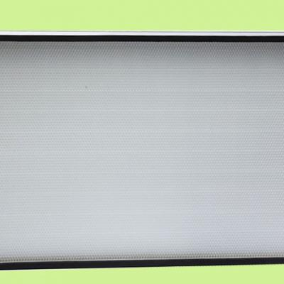 高效空气过滤器,对0.1微米和0.3微米的有效率达到99.99%