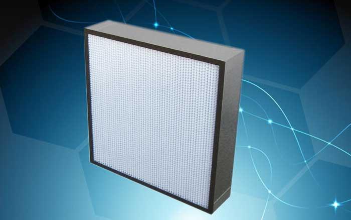 层流床罩和洁净消毒屏采用医用高效空气过滤器