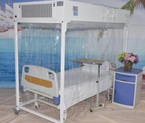 层流床罩使用过程中的故障排除